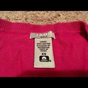 EUC women's Izod sweater, size XS.